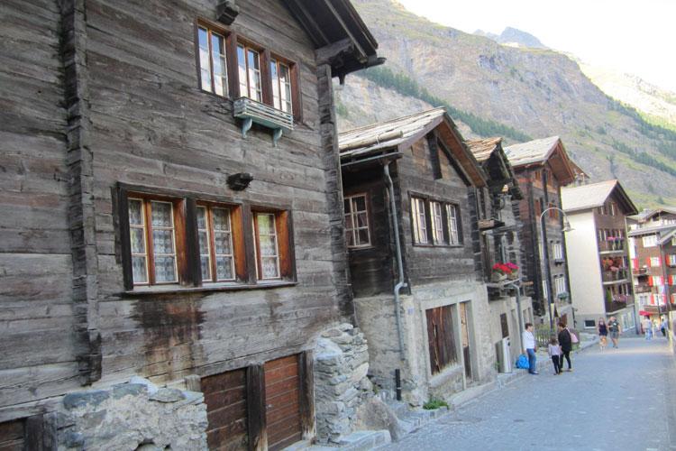 Kletterausrüstung Zermatt : Laufbericht