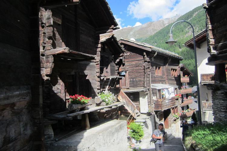 Kletterausrüstung Zermatt : Breithorn in zermatt einen leichten er für anfänger besteigen